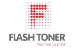 Sitio web Flash Toner